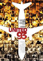 United 93 cartel de la película