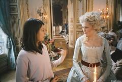 Kirsten Dunst con Sofia Coppola