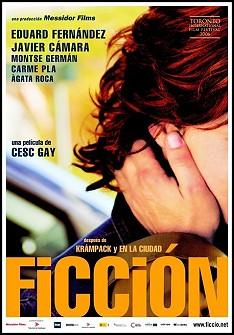 Ficción cartel película de Cesc Gay