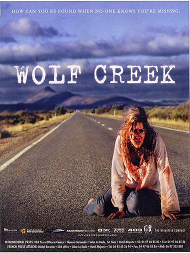 Wolf Creek cartel película australiana