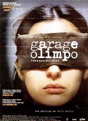 Cartel Garage Olimpo