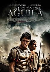 La legión del aguila cartel película