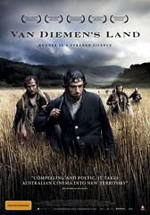Tasmania poster película