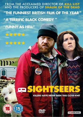 Turistas poster movie -Sightseers-