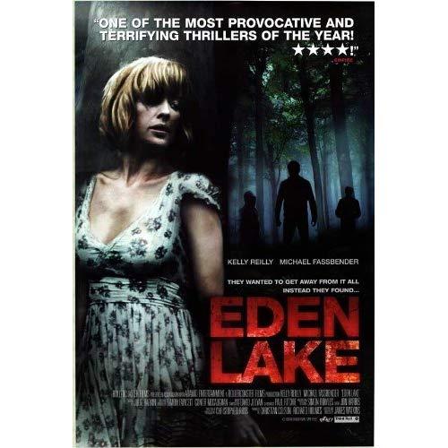 Eden lake poster movie