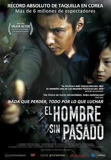 El hombre sin pasado poster movie