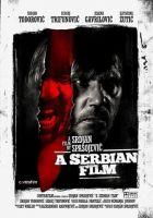 A serbian film poster película