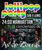 Llolipop Party con As de Zorras
