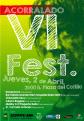 Acorralado Fest 2015 en El Cotillo (Fuerteventura)