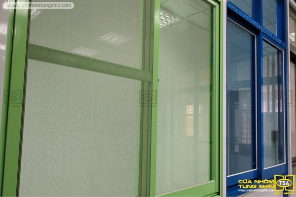 cửa sổ nhôm tung shin aluminum window no.1