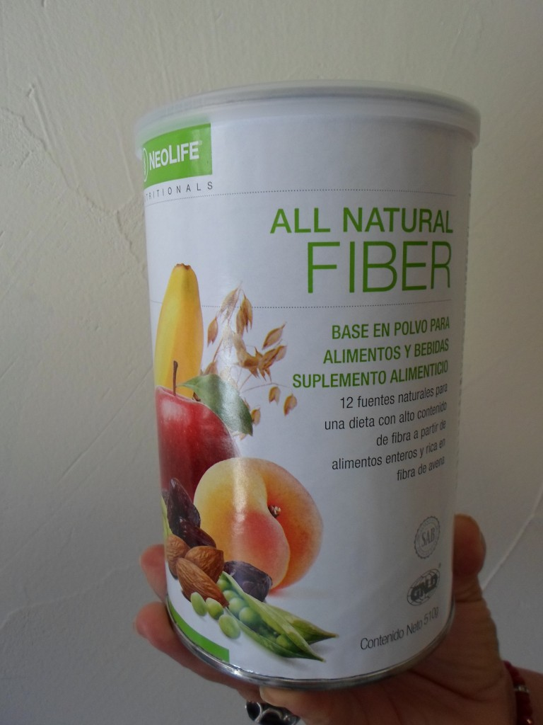 All Natural Fiber de NEOLIFE Recomendada por CUANTIC NUTRITION / I.N.C.