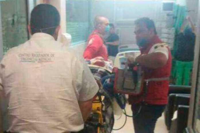 paramedicos-herido-hospital