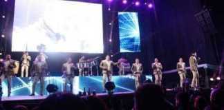 concierto Banda MS