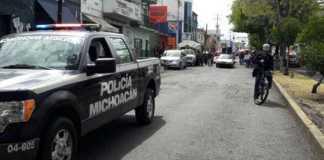 marcha CNTE La Huerta