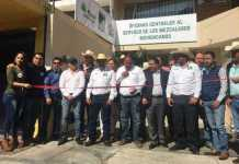 Oficinas Centrales al Servicio de los Mezcaleros Michoacanos