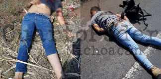 sicarios muertos enfrentamiento