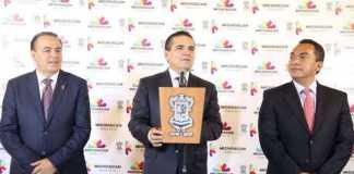 relevo Pascual Sigala Silvano Aureoles Adrian Lopez