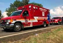 ambulancia accidente