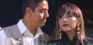 Alejandro Chavez Zavala y esposa Maria Dimas Vargas