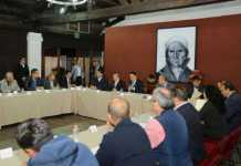 Mesa de Gobernabilidad Silvano Aureoles