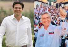 Alfonso Martinez y Cristobal Arias