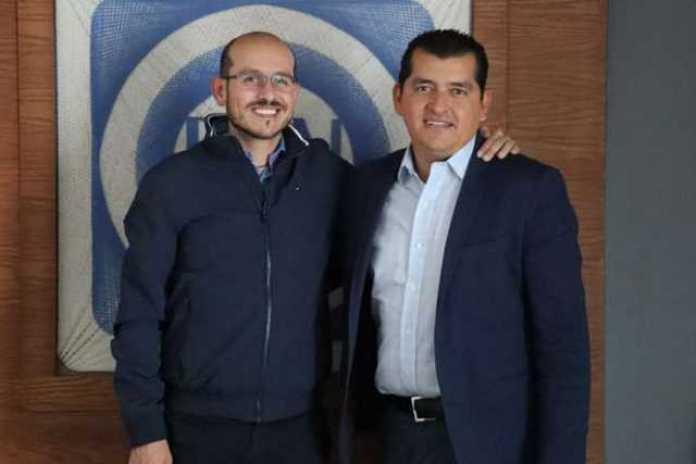 Jose Manuel Hinojosa Perez y Alejandro Espinoza