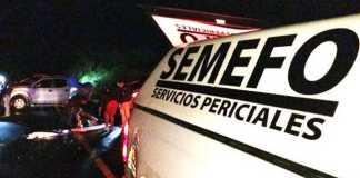 accidente Semefo