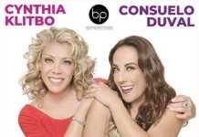 Cynthia Klitbo y Consuelo Duval