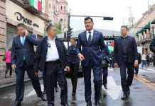 Juan Bernardo Corona Martinez seguridad septiembre