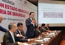 Silvano Aureoles municipios seguridad