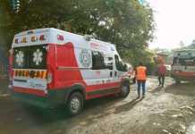 ambulancia Proteccion Civil CRUM