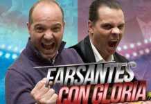 Luis Garcia y Christian Martinoli