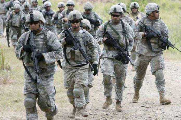tropas ejercito Estados Unidos