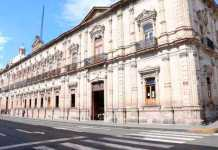 Palacio Federal Morelia