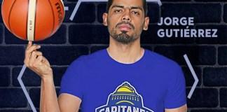 Jorge Gutiérrez Capitanes