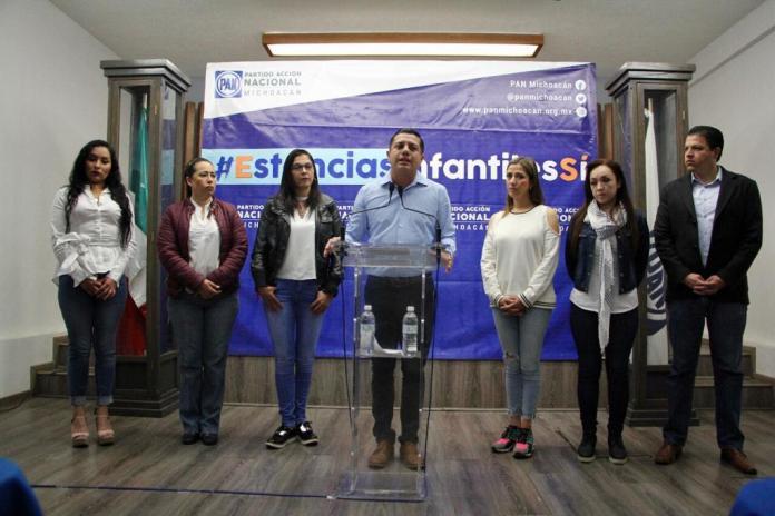 Oscar Escobar Ledesma PAN Michoacan