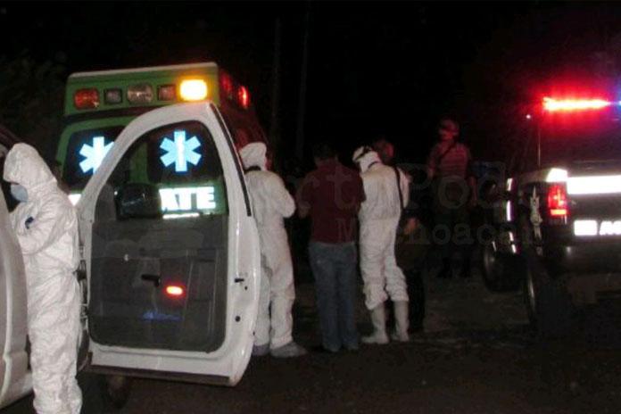 Semefo patrulla ambulancia