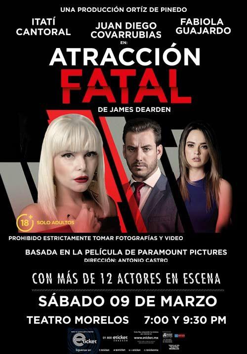 Llega Atracción Fatal a Morelia | Cuarto Poder Michoacán