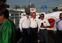 marcha sindicatos Pasalagua