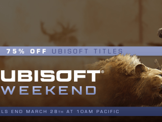 Steam - Ubisoft Weekend Sale