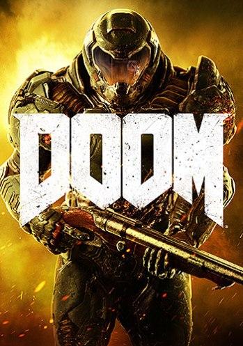 Doom - Marine - Cover