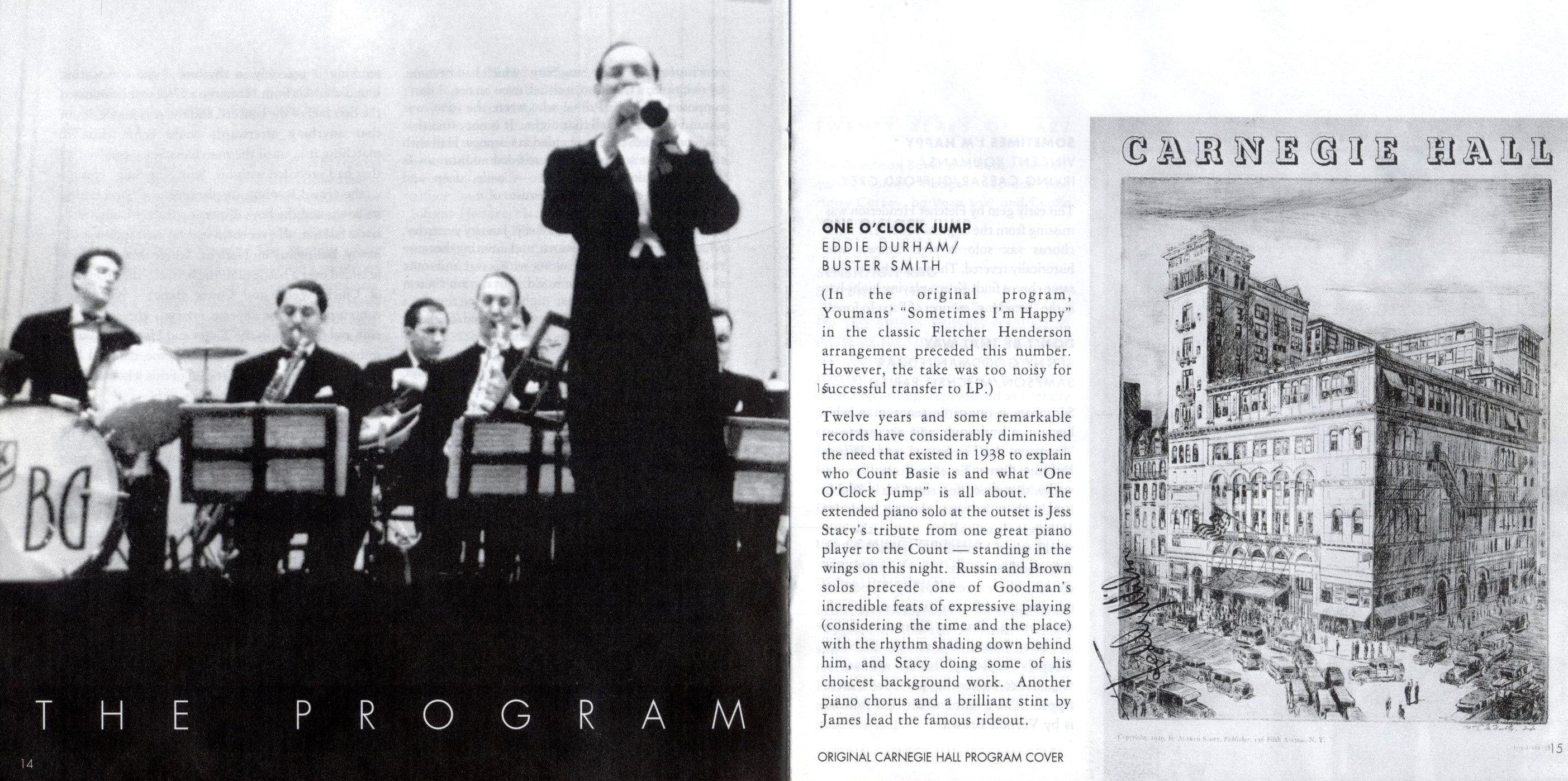 Benny Goodman - At Carnegie Hall 1938 Booklet 08 1950.jpg