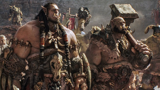 Reseña: Warcraft (2016) |