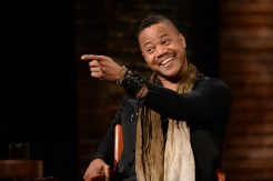 "INSIDE THE ACTORS STUDIO -- ""Cuba Gooding Jr."" -- Pictured: Cuba Gooding Jr. -- (Photo by: Anthony Behar/Bravo)"