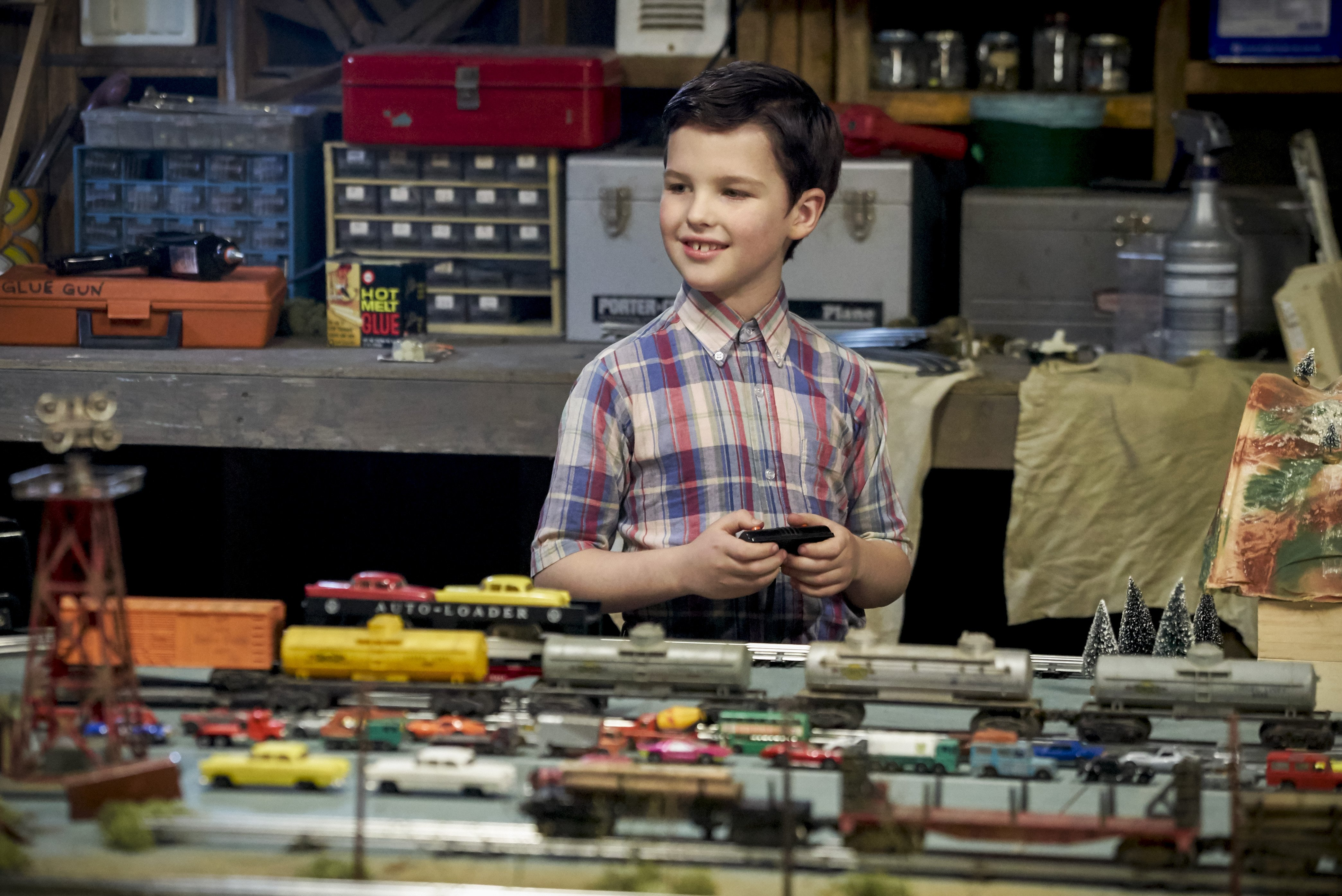 Young Sheldon II
