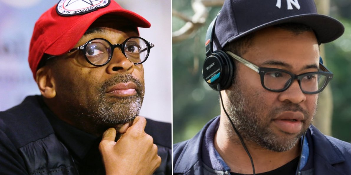 spike-lee-and-jordan-peele-are-teaming-up-for-a-crime-thriller-about-a-black-klansman