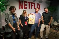 Netflix, CCXP Sao Paulo, Dec 2017 - Nick Kroll