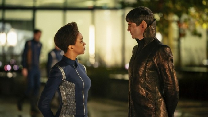 Star Trek - Discovery: Will You Take My Hand?