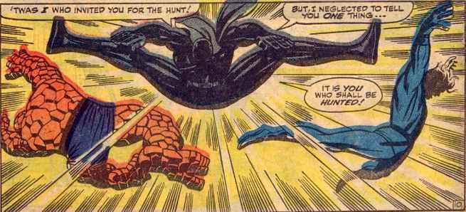 best-black-panther-comics-fantastic-four