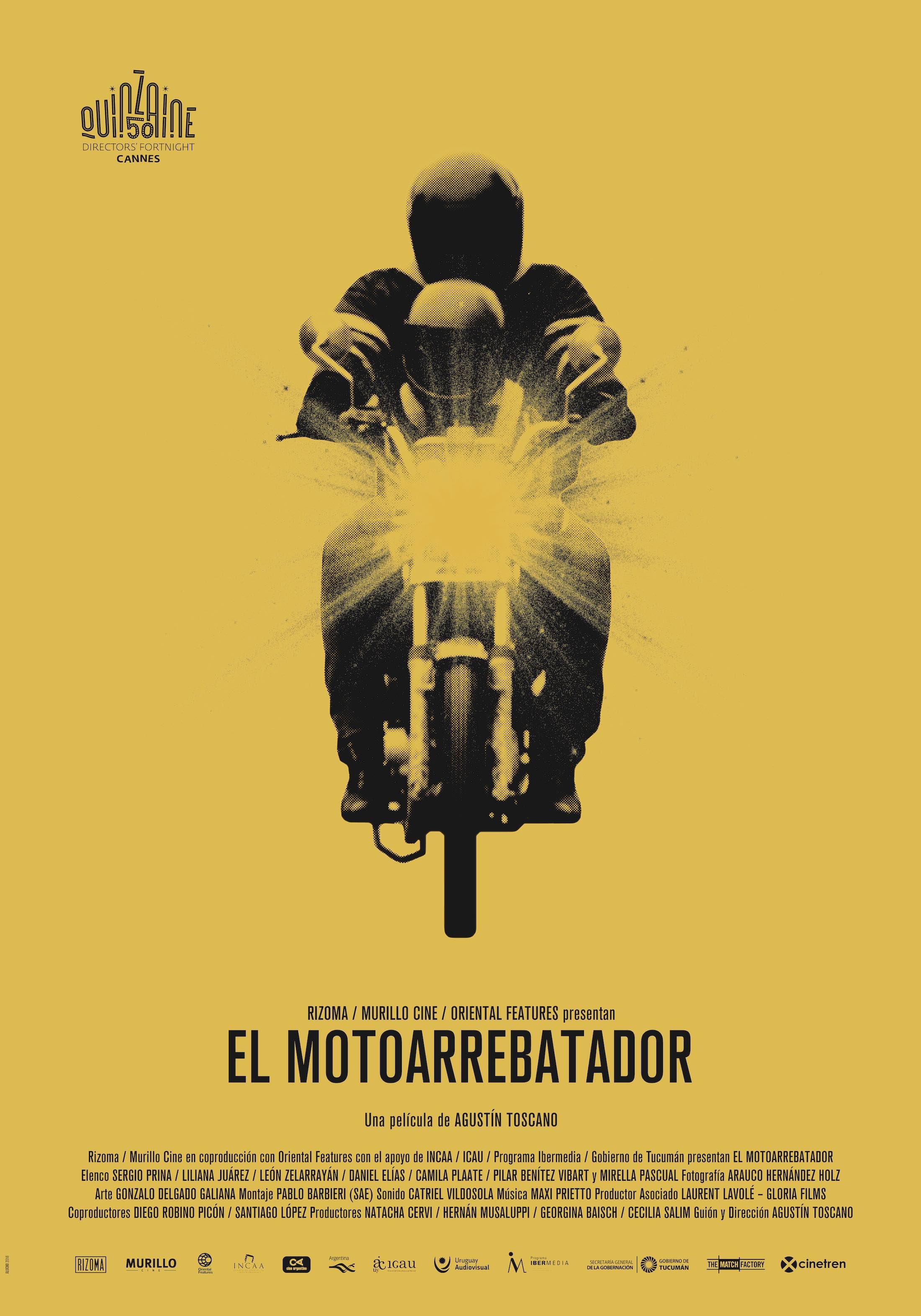 EL MOTOARREBATADORVersiónEspañolBaja